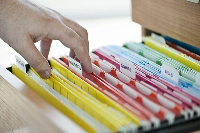 5 dicas para organizar os documentos da sua clínica/consultório