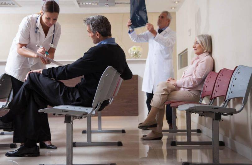 gestão da clínica