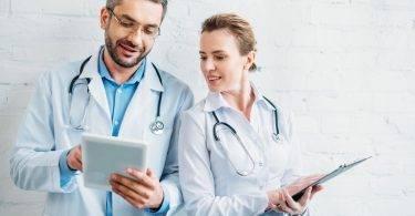 Como manter a segurança de dados de pacientes nos explicamos