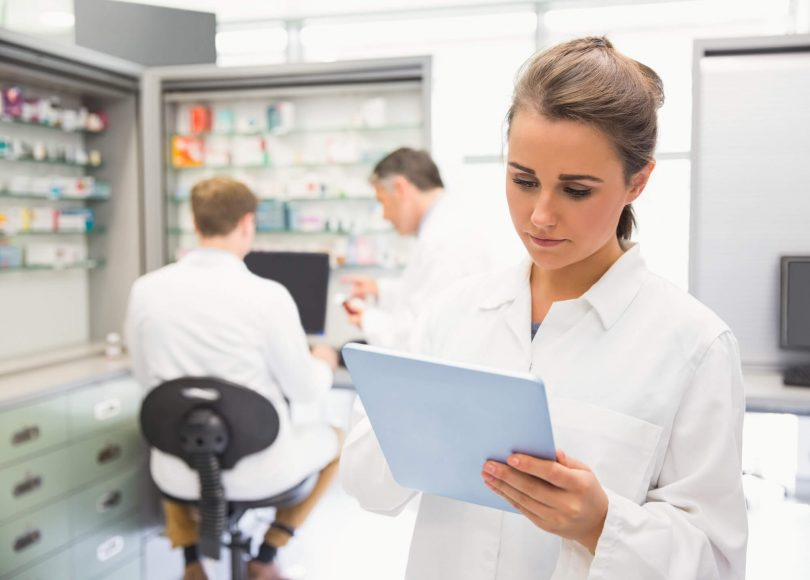 controle de estoque em clínicas