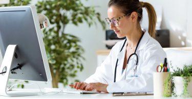Tecnologia no consultório médico